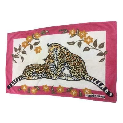 Panther beach Towel -0