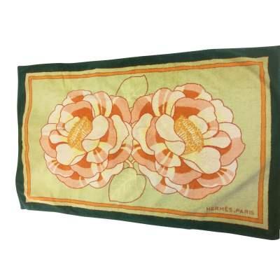 Camellia beach Towel-0