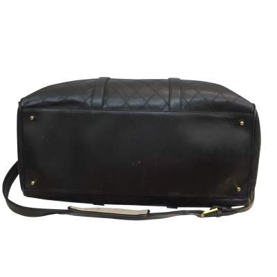 Leather weekend travel Bag-7