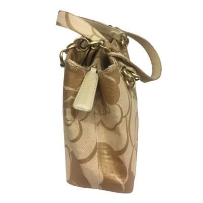 Camelia raffia Bag-7
