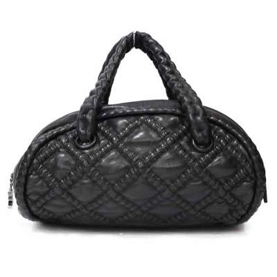 Black mini bowling Bag-0