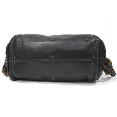 Gray paddington Bag-7