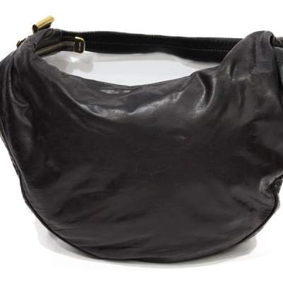 Chocolate leather Bag-1