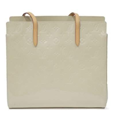 Beige monogram leather Bag-0