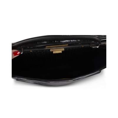 Peekaboo patent leather Bag -9