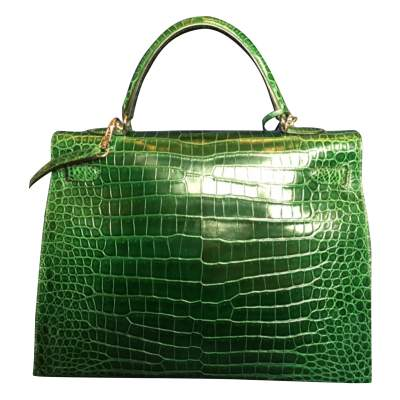 Emerald crocodile Kelly 35-3