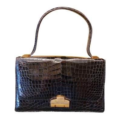 Vintage Venise evening Bag -0