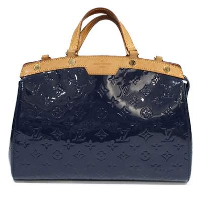 Brea Patent Leather Bag-0