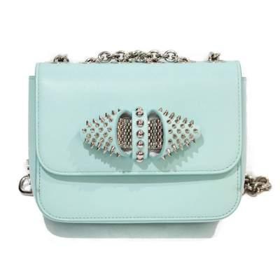 Mini turquoise Bag-0