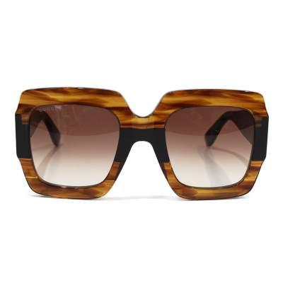 Big brown Sunglasses-0