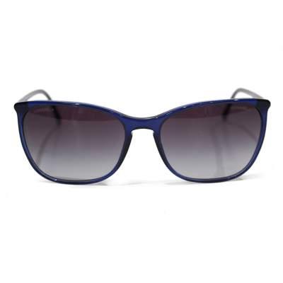 Blue contour Sunglasses -0