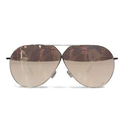 Pilot silver Sunglasses-0