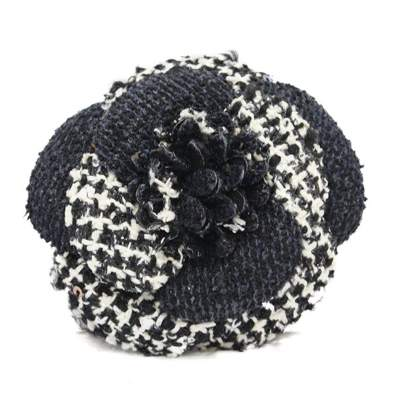 Tweed marine Brooch-0