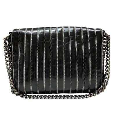 Leather flap Bag-3