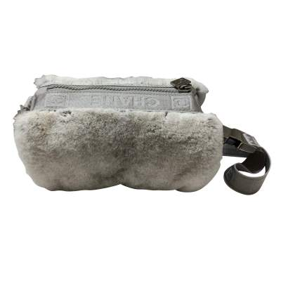Mini rabbit / chinchilla duffle Bag-3