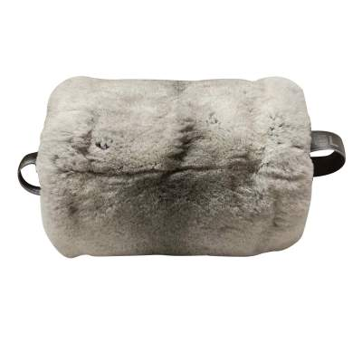 Mini rabbit / chinchilla duffle Bag-5