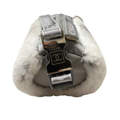 Mini rabbit / chinchilla duffle Bag-9