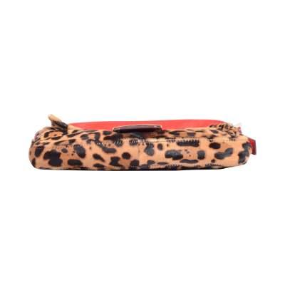 Baguette leopard printed Bag -7