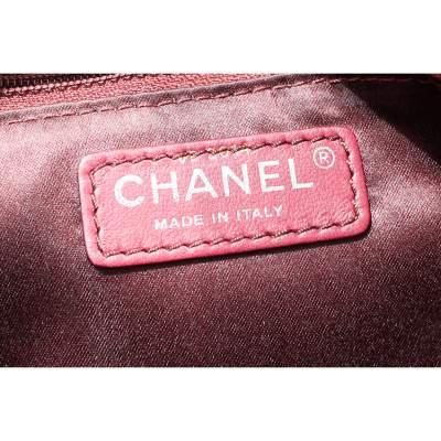 Jumbo leather bordeaux Bag-11