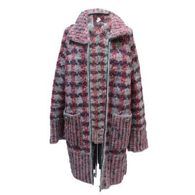Oversized wool Coat-3