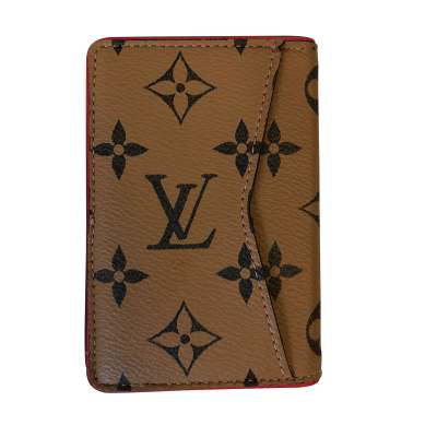 Brown leather Wallet-3