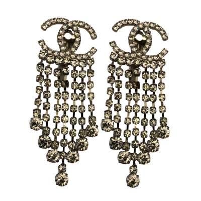 Rhinestone Earrings -0