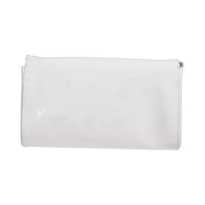 Patent leather clutch -3