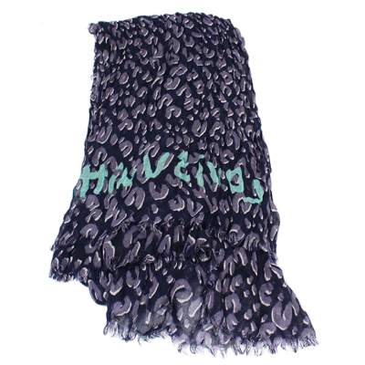 Silk and cashmere Scarf -0