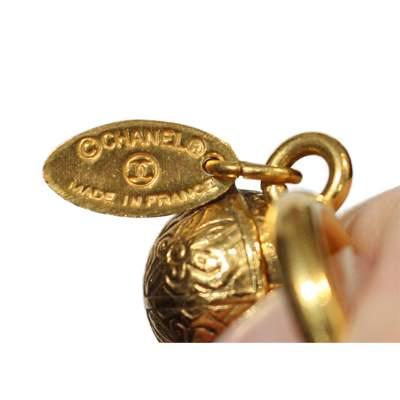 Vintage golden Necklace-5