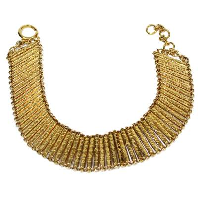 Gold Choker-1