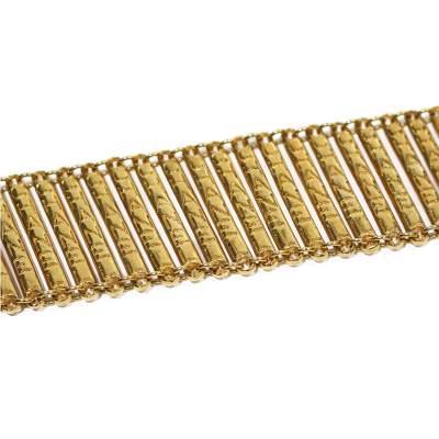 Gold Choker-5