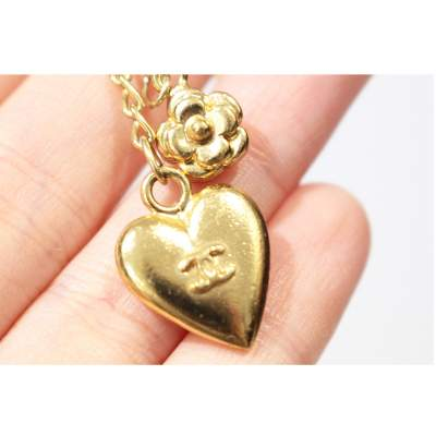 Heart pendant Ring-5