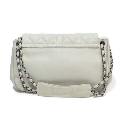White leather Bag-3