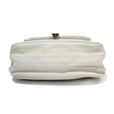 White leather Bag-7