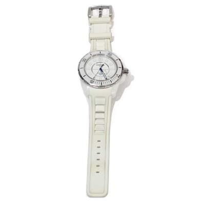 White J12 Watch -3