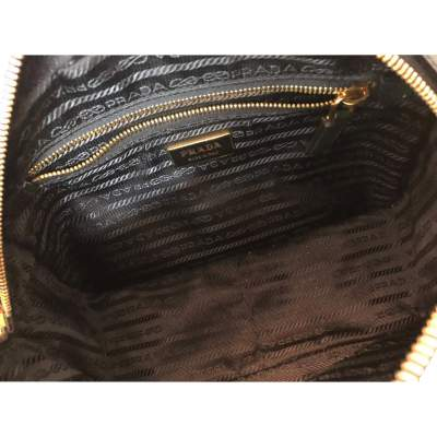 Green leather Bag-11
