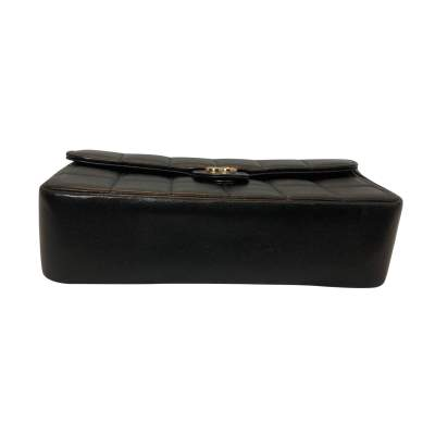 Quilted leather Clutch-7
