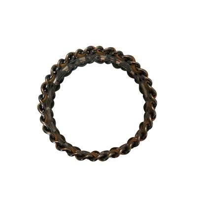 """Make fashion not war"" Bracelet-5"