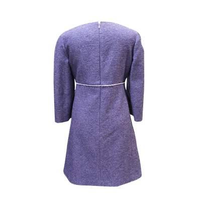 Tweed Dress-3