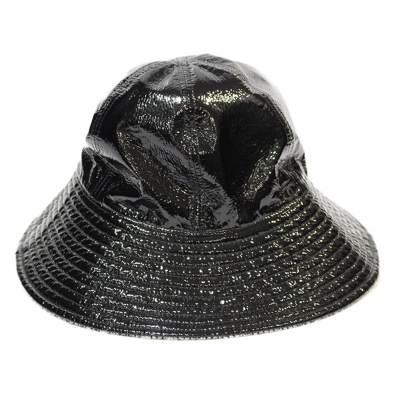 Capeline tweed Hat-3