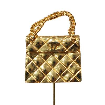 Gold Brooch-3