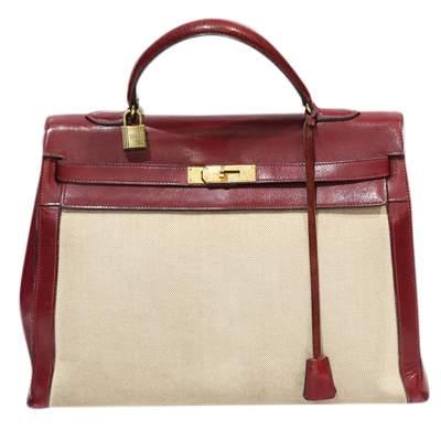 Vintage Kelly Bag-1