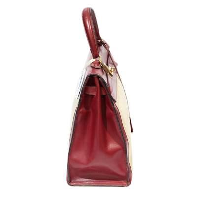 Vintage Kelly Bag-5