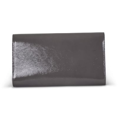 Patent leather BDJ Clutch -3