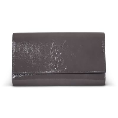 Patent leather BDJ Clutch -1