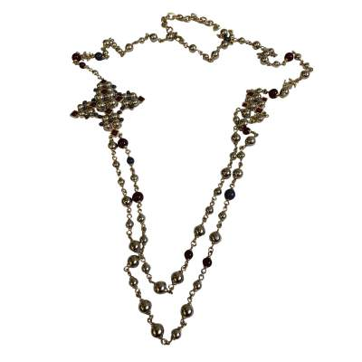 Long pearl Necklace -1