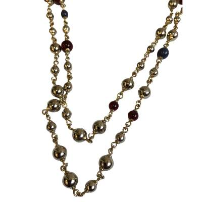 Long pearl Necklace -3