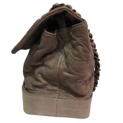 Shiny leather Bag-7
