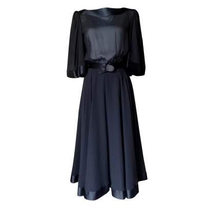 Silk Dress-0