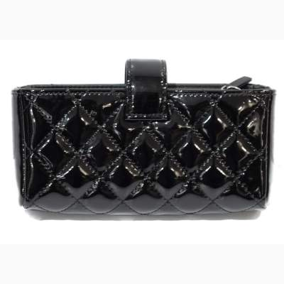 New black leather coin Purse-3